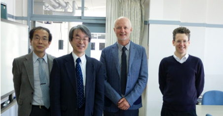 Research group at Tohoku University
