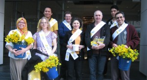 UWA-Medical Physics- Daffodil Day